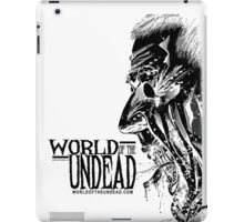 World of the Undead - Scream BoW iPad Case/Skin