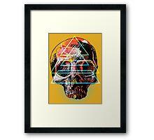 Stay a Skull Framed Print