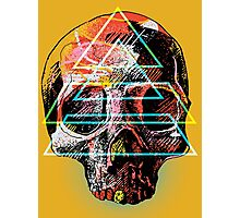 Stay a Skull Photographic Print