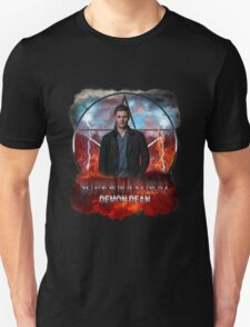 Supernatural Demon Dean  Unisex T-Shirt