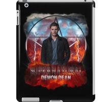 Supernatural Demon Dean  iPad Case/Skin