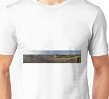 Tides out! Beached on Roberts Island, Exmouth Gulf Unisex T-Shirt