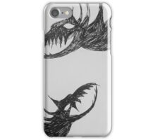 Flying Monsters iPhone Case/Skin
