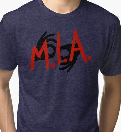 MIA Interpreting  Tri-blend T-Shirt