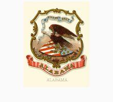 Alabama Historical Coat of Arms  Unisex T-Shirt