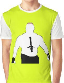 Brock Lesnar Graphic T-Shirt