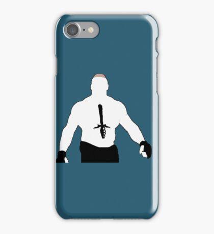 Brock Lesnar iPhone Case/Skin