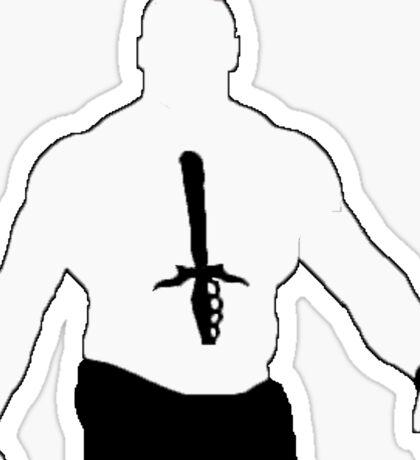 Brock Lesnar Sticker