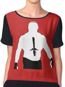 Brock Lesnar Chiffon Top
