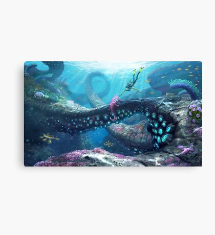 Twisty Bridges Canvas Print