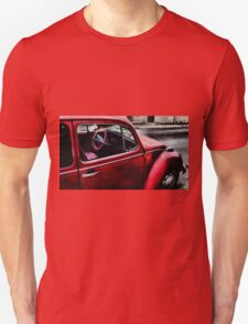Red Beetle Unisex T-Shirt