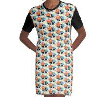 studio tea 2 Graphic T-Shirt Dress
