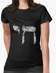 Chai – To Life Womens Fitted T-Shirt