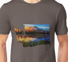 Washington cascades  Unisex T-Shirt