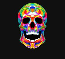 Watercolor Skull / Neon / Colorful Unisex T-Shirt