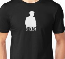 Peaky Blinders - Shelby Silhouette - White Clean Unisex T-Shirt
