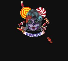 Sugar Skull And Candy Unisex T-Shirt