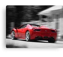 Dream Car Canvas Print