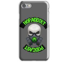 Hop Addikt Podcast iPhone Case/Skin