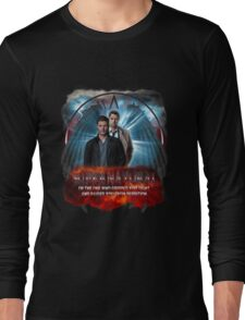 Supernatural I'm the one who gripped you tight and raised you from Perdition 2 Long Sleeve T-Shirt