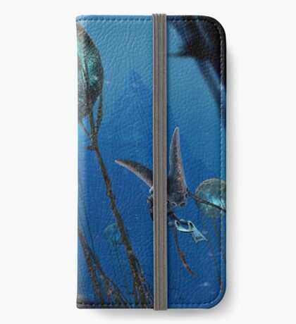 The Grand Reefs iPhone Wallet/Case/Skin