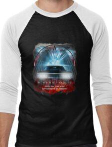 Supernatural Driver picks the music shotgun shuts his cakehole Darkness Men's Baseball ¾ T-Shirt