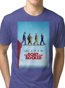 The Boat That Rocked Tri-blend T-Shirt
