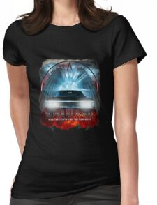 Supernatural May the light expel the darkness Womens Fitted T-Shirt