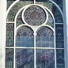 ART NOUVEAU WINDOW by kazaroodie