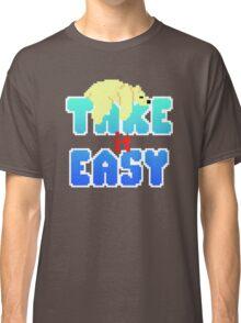 Polar Bear - Take It Easy Classic T-Shirt