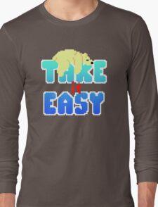 Polar Bear - Take It Easy Long Sleeve T-Shirt