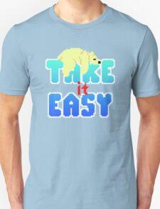 Polar Bear - Take It Easy Unisex T-Shirt