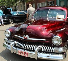 1951 Mercury by WeeZie