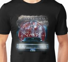 Supernatural Theme Car Unisex T-Shirt
