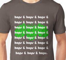 hops & hops & hops & hops Unisex T-Shirt