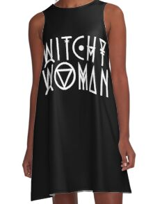 Witchy Woman A-Line Dress