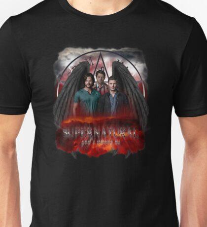 Supernatural Gods Among us 2 Unisex T-Shirt
