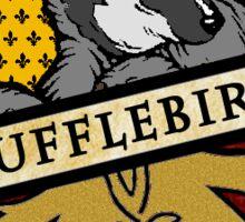 Hufflebird Crest (Hufflepuff/Thunderbird mix) Sticker