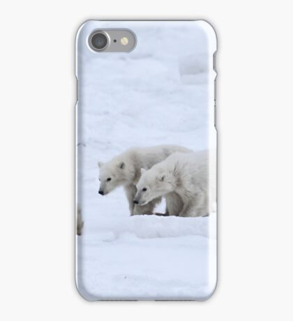 Following Mum iPhone Case/Skin