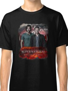 Supernatural Winchester Bros Classic T-Shirt