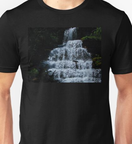 Crystal Waterfall Unisex T-Shirt