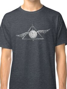 Deathly Hallows Snitch Classic T-Shirt