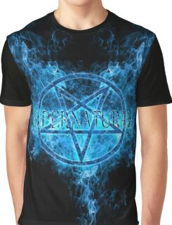 Supernatural Hells Wings Graphic T-Shirt