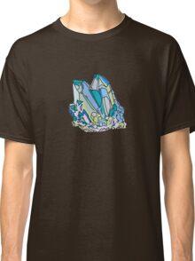 blue quartz stone - harmony Classic T-Shirt