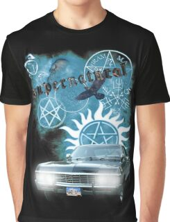 Supernatural theme 2 Graphic T-Shirt