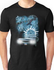 Supernatural theme 2 Unisex T-Shirt