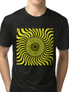 Bring Back the Psychedelic 70's  Tri-blend T-Shirt