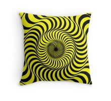 Bring Back the Psychedelic 70's  Throw Pillow