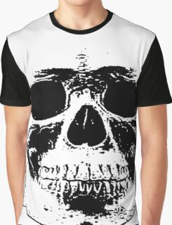 macabre skull design Graphic T-Shirt