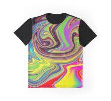 spilled rainbow  Graphic T-Shirt